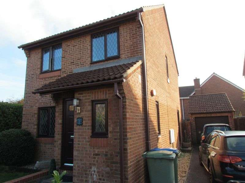 3 Bedrooms Detached House for sale in Yarrow Way, Southampton
