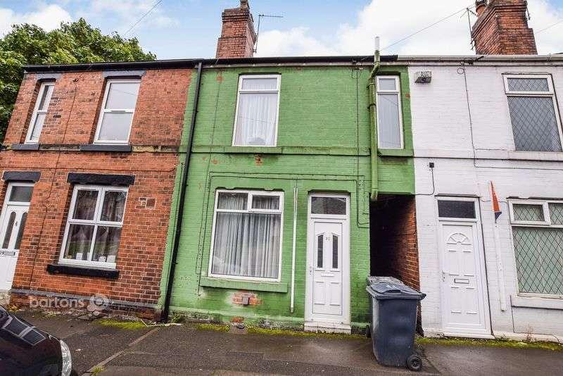 2 Bedrooms Terraced House for sale in Pitt Street, Kimberworth