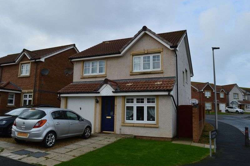 4 Bedrooms Detached House for sale in Acredale Road, Eyemouth, Berwickshire
