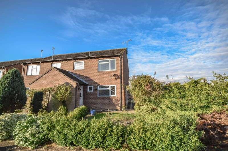 3 Bedrooms Semi Detached House for sale in Gilpins Gallop, Ware