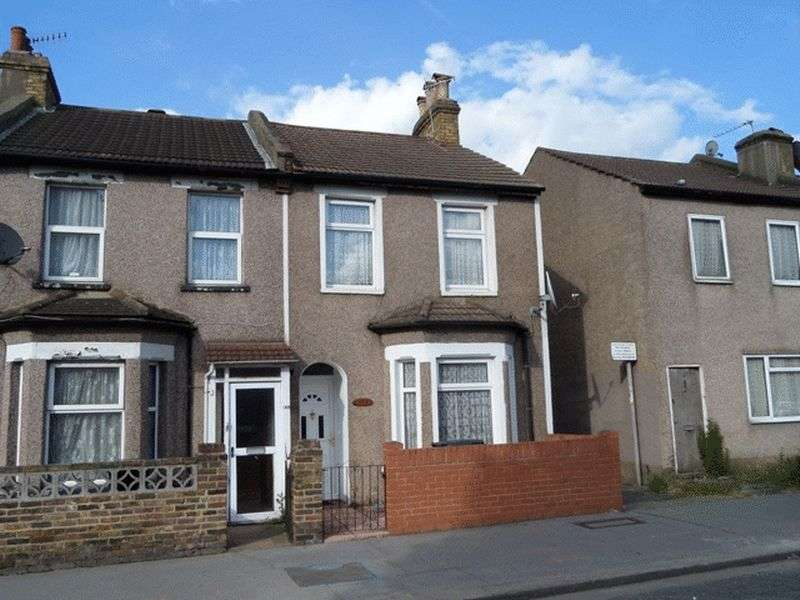 3 Bedrooms Terraced House for sale in Mitcham Road, CROYDON, Surrey