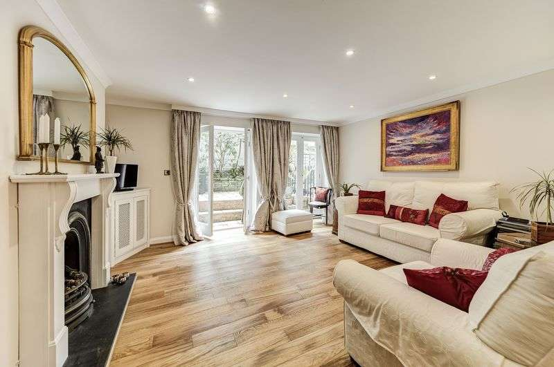 3 Bedrooms Flat for sale in Vincent Square Mansions, London