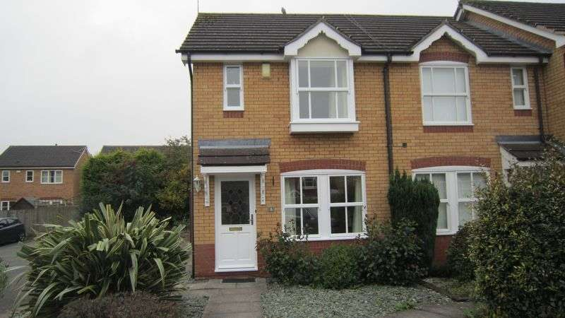 2 Bedrooms Terraced House for sale in Tideswell Close, Binley, Coventry