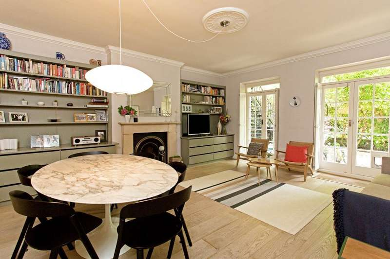 3 Bedrooms Flat for sale in Randolph Crescent, Little Venice