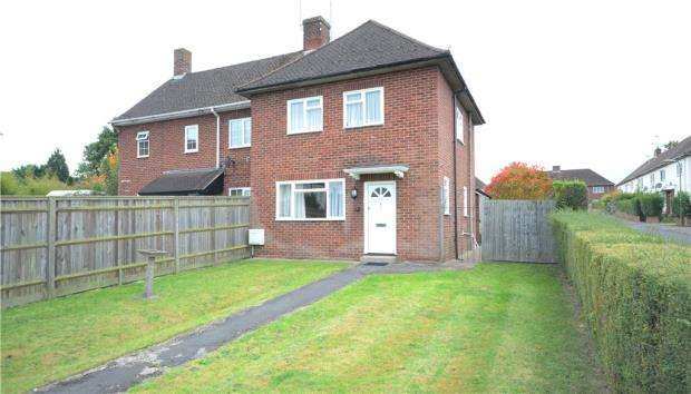 3 Bedrooms End Of Terrace House for sale in Gainsborough Crescent, Henley-on-Thames