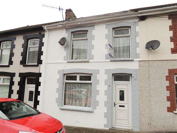 3 Bedrooms Terraced House for sale in High Street, Gilfach Goch, Porth