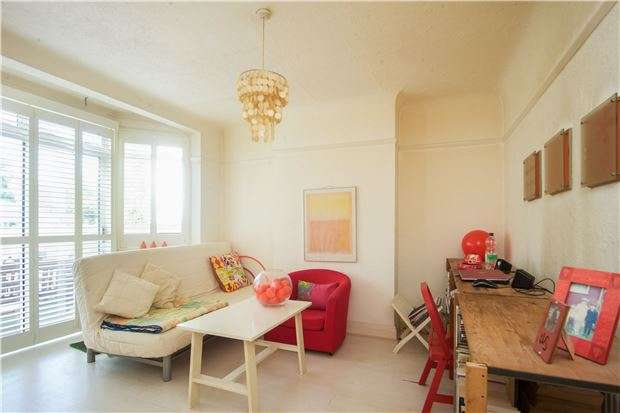 1 Bedroom Maisonette Flat for sale in St. Andrews Road, KINGSBURY, NW9 8DL