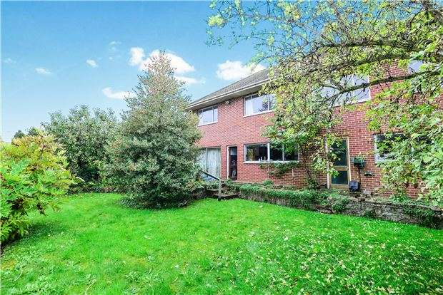 4 Bedrooms Detached House for sale in Justice Avenue, Saltford, BRISTOL, BS31 3DR