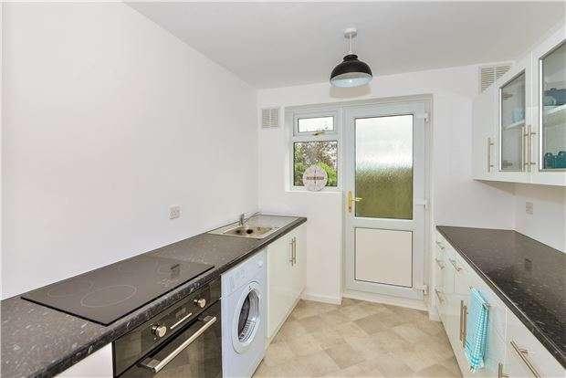 2 Bedrooms Flat for sale in Witham Road, Keynsham, Bristol, BS31 1QZ