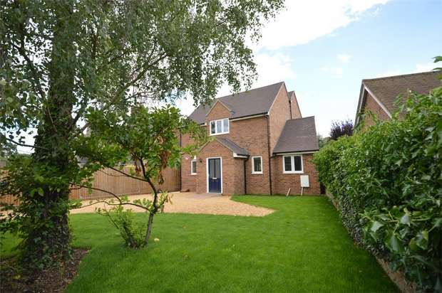 2 Bedrooms Detached House for sale in The Green, Aston Abbotts, Buckinghamshire