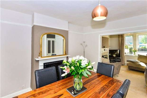 3 Bedrooms Terraced House for sale in Pentire, North Road, Timsbury, BATH, BA2 0JN