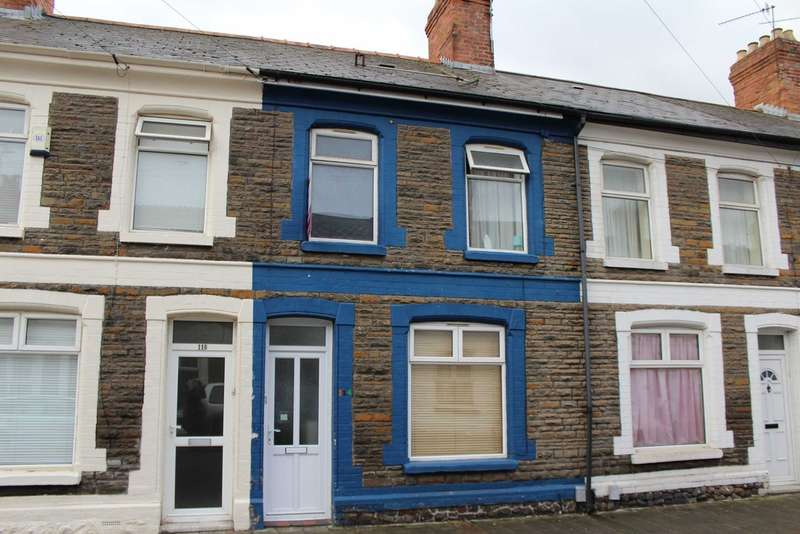 3 Bedrooms Terraced House for sale in Treharris Street, Roath, Cardiff