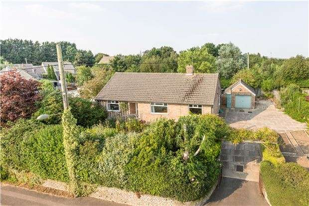 3 Bedrooms Detached Bungalow for sale in Main Road, CURBRIDGE