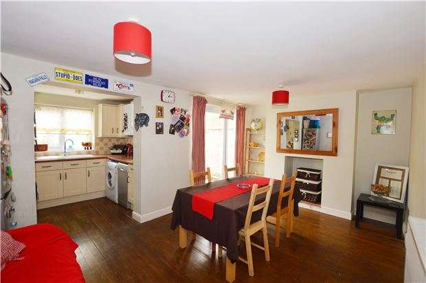 3 Bedrooms Terraced House for sale in Sherborne Street, CHELTENHAM, GL52 2JY