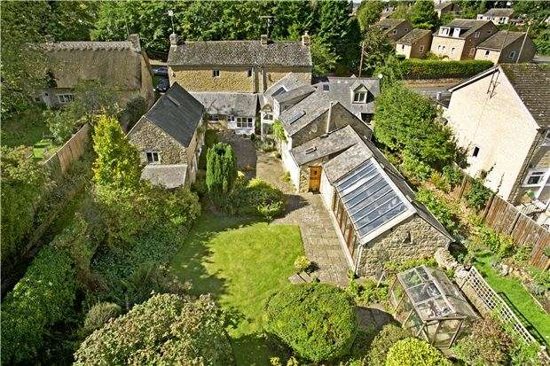 5 Bedrooms Semi Detached House for sale in Blenheim Farm House & Barns, Charlbury, Chipping Norton, Oxfordshire