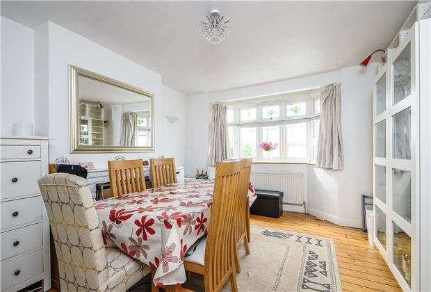 3 Bedrooms Terraced House for sale in Sherwood Park Road, Mitcham, Surrey, CR4