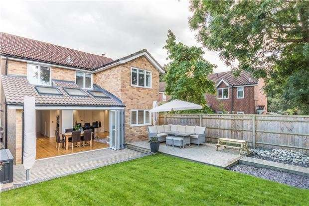 5 Bedrooms Detached House for sale in Bushy Close, OXFORD, OX2 9SJ