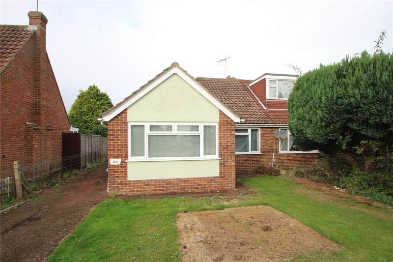 3 Bedrooms Semi Detached Bungalow for sale in Western Road, Sompting, West Sussex, BN15