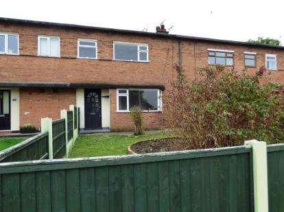 4 Bedrooms Terraced House for sale in Woodside Avenue, Alsager, Stoke-On-Trent, Cheshire