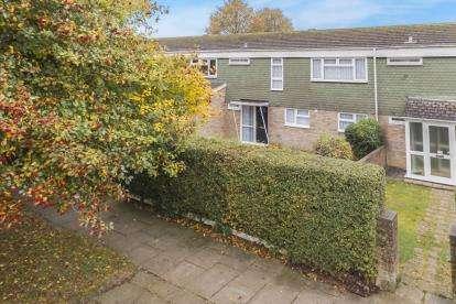 3 Bedrooms Terraced House for sale in Jessop Road, Stevenage, Hertfordshire, England