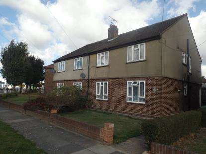 2 Bedrooms Maisonette Flat for sale in Dagenham