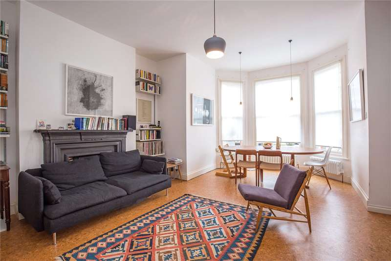 2 Bedrooms Apartment Flat for sale in Quernmore Road, Stroud Green, London, N4