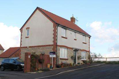 3 Bedrooms Detached House for sale in Crossways, Dorchester, Dorset