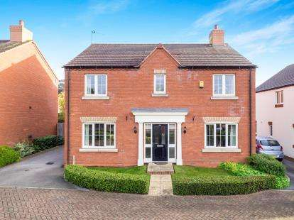 4 Bedrooms Detached House for sale in Chilwell Lane, Bramcote, Nottingham, Nottinghamshire
