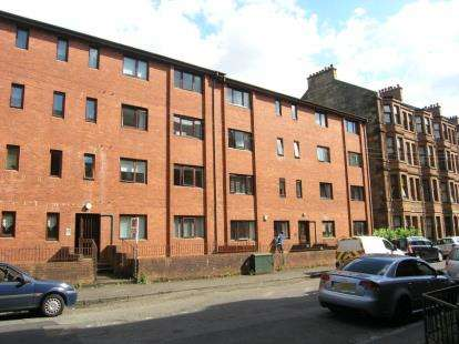 2 Bedrooms Flat for sale in Rothesay Court, 3 Bouverie Street, Yoker, Glasgow