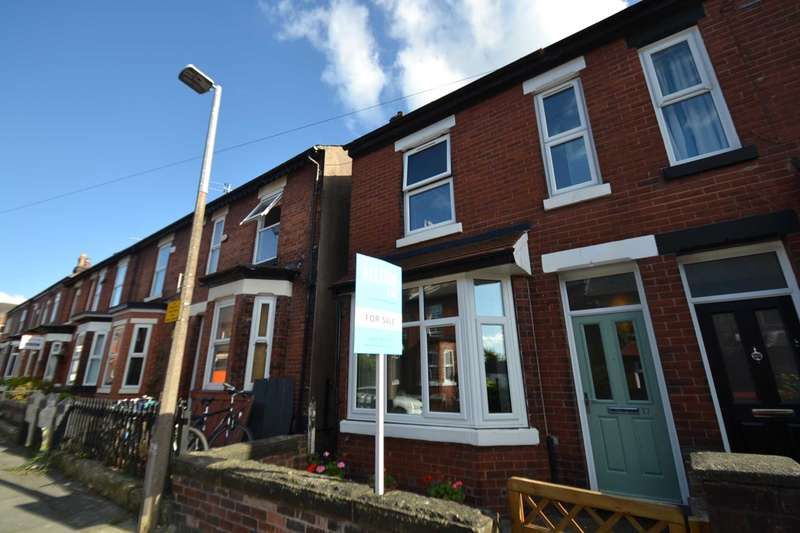 3 Bedrooms End Of Terrace House for sale in Granville Street, Monton Village