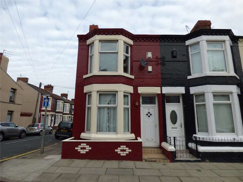 3 Bedrooms Terraced House for sale in Cowley Road, Liverpool, Merseyside, L4