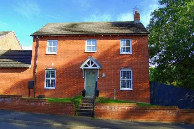 3 Bedrooms Detached House for sale in Baines Close, Silverstone, Towcester NN12 8DG