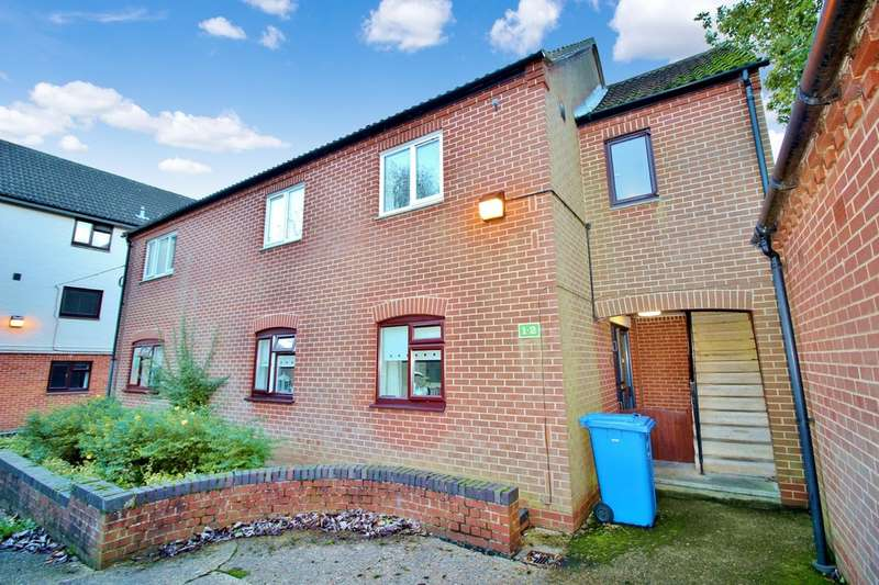 2 Bedrooms Flat for sale in Cotterall Court, Norwich