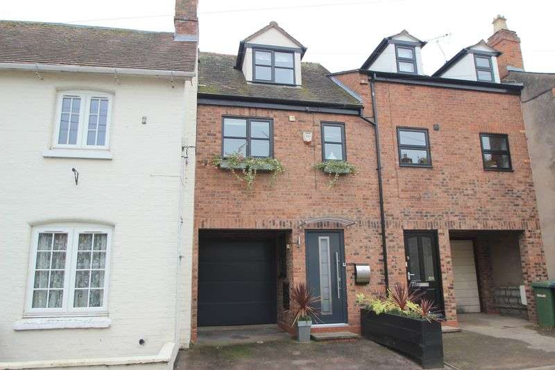 2 Bedrooms Terraced House for sale in High Street, Bidford on Avon