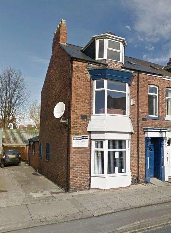 5 Bedrooms Terraced House for sale in Eden Terrace, SR2 7PF