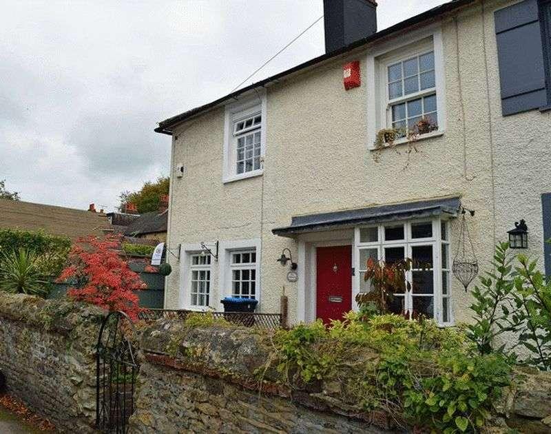 2 Bedrooms Terraced House for sale in Godstone Green, Godstone