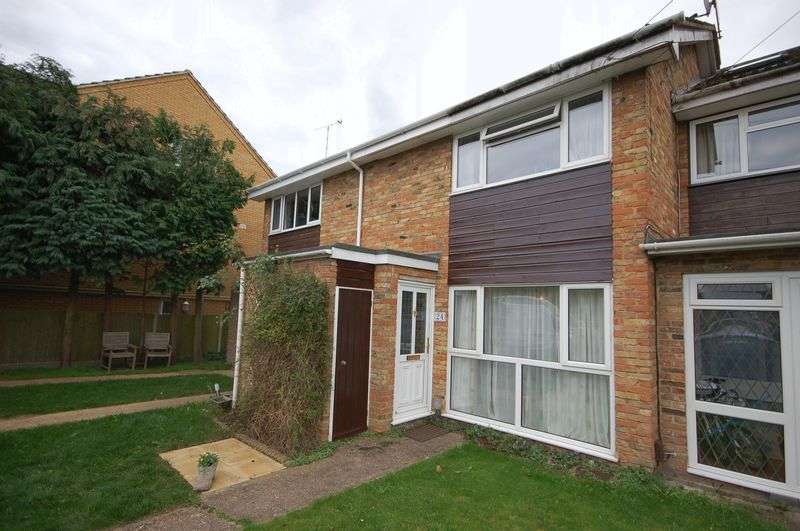 2 Bedrooms Terraced House for sale in Beauchamp Gardens, Rickmansworth, WD3 8EF