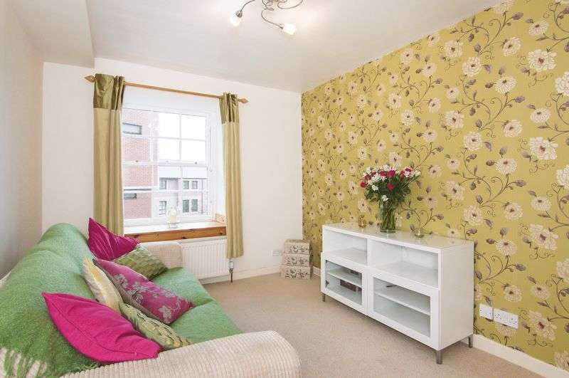 1 Bedroom Flat for sale in 2/6 North Leith Mill, The Shore, Edinburgh, EH6 6JY