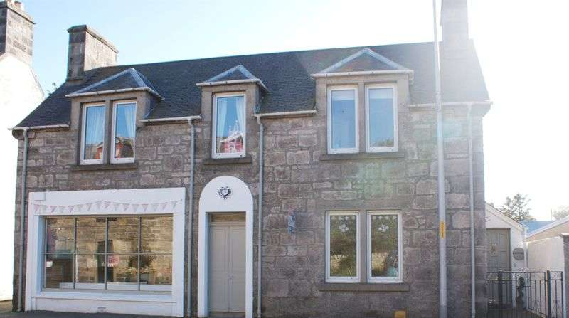 4 Bedrooms Property for sale in Rosslyn Street, Brora