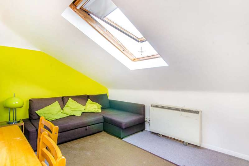 1 Bedroom Flat for sale in Heber Road, Willesden, NW2