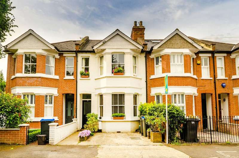 3 Bedrooms Terraced House for sale in Arlington Road, Surbiton, KT6