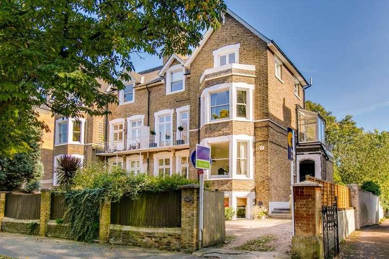 2 Bedrooms Apartment Flat for sale in Kew Road, Kew, TW9