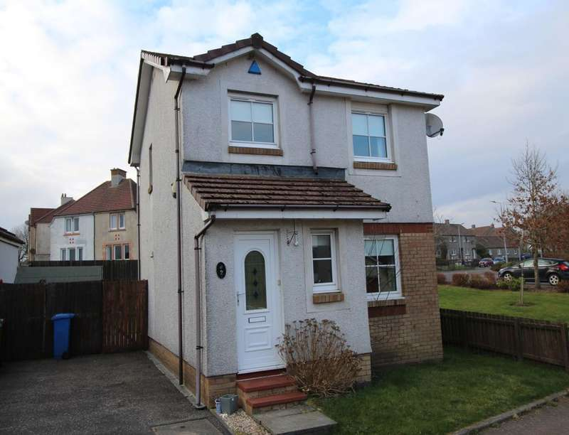 3 Bedrooms Detached House for sale in Weavers Court, Glassford, Strathaven, ML10