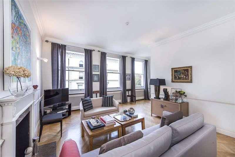 3 Bedrooms Flat for sale in Queen's Gate Gardens, London, SW7