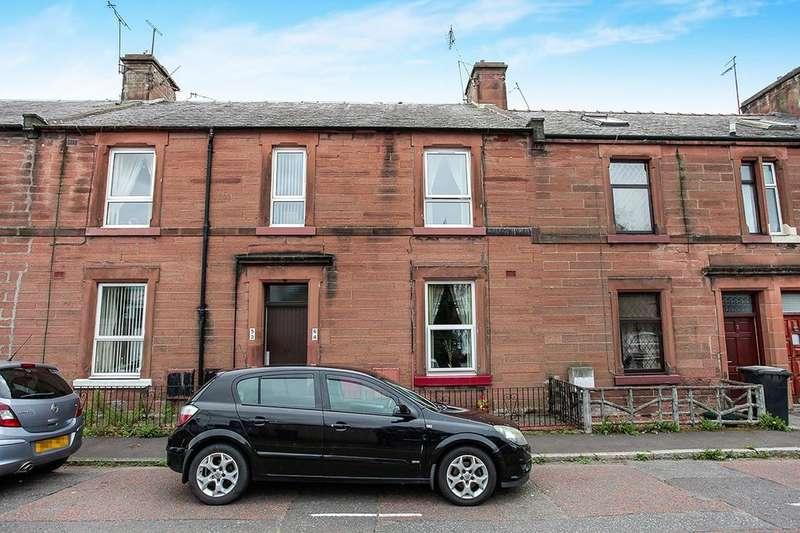 1 Bedroom Flat for sale in Henry Street, Dumfries, DG1