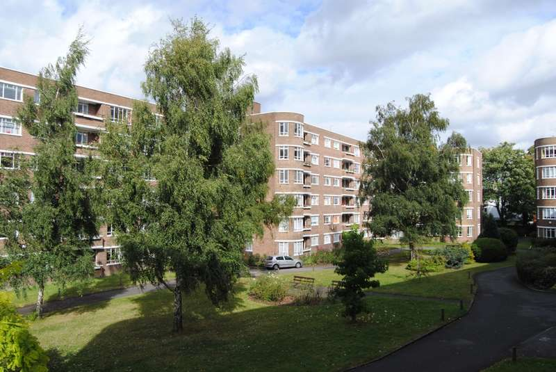 2 Bedrooms Flat for sale in Ruskin Park House, London, SE5
