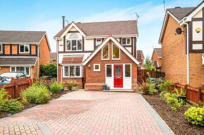 4 Bedrooms Detached House for sale in Bayswater Close, Runcorn, Cheshire