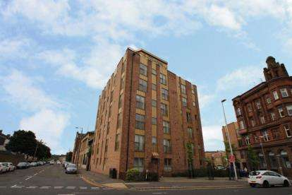 2 Bedrooms Flat for sale in Govan Road, Glasgow, Lanarkshire