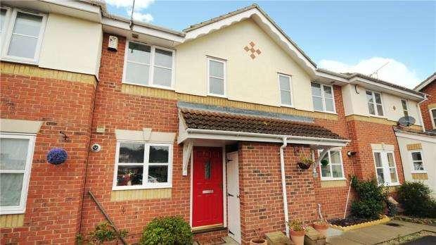 2 Bedrooms Terraced House for sale in Moor Furlong, Slough, Berkshire