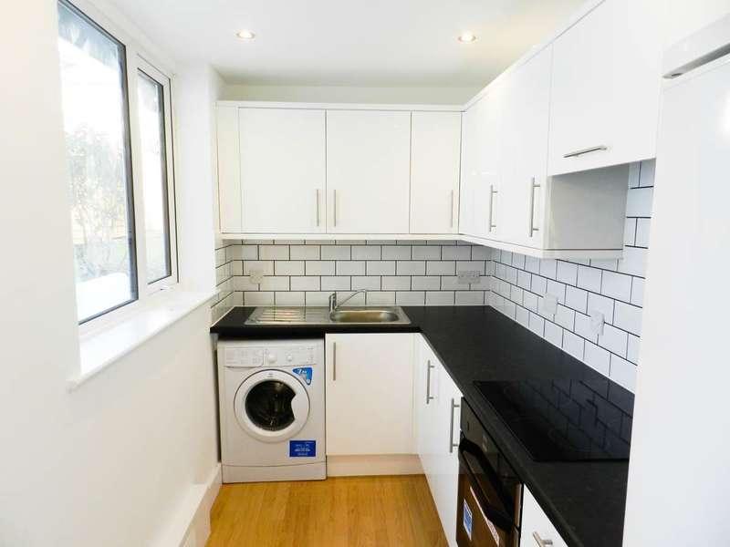 2 Bedrooms Flat for sale in Waddon Road, Croydon CR0 4LF
